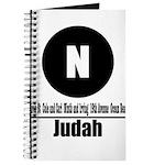 N Judah (Classic) Journal