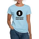 S Castro Shuttle (Classic) Women's Light T-Shirt