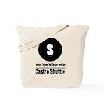S Castro Shuttle (Classic) Tote Bag