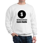 S Castro Shuttle (Classic) Sweatshirt