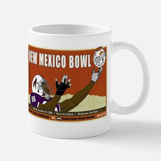 New Mexico Bowl 2008 Mug