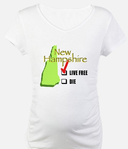 Live Free or Die New Hampshire Shirt