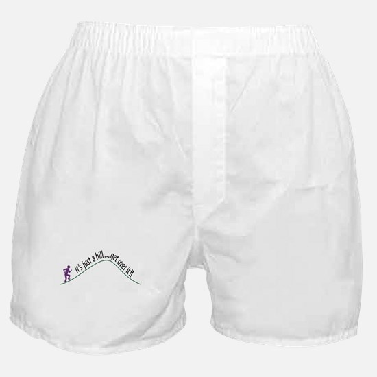 Get Over It (Running) Boxer Shorts