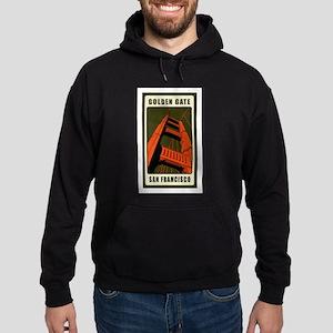 Golden Gate Hoodie (dark)