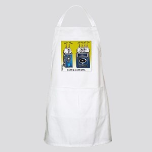 2 Ohm and 4 Ohm Amps BBQ Apron