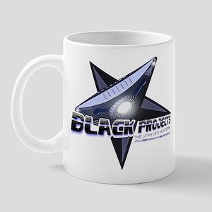 TR3B Black Projects Star Mug
