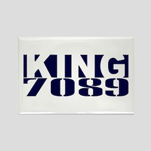 KING 7089 Rectangle Magnet