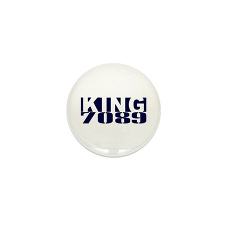 KING 7089 Mini Button (10 pack)