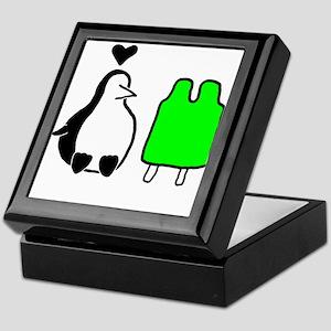 Penguin Love Keepsake Box