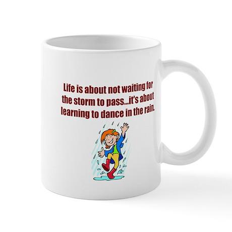 Dance in the Rain Mug