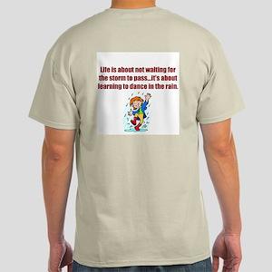Dance in the Rain Light T-Shirt