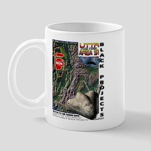 UTTR Deep Black Mug