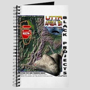 UTTR Deep Black Journal