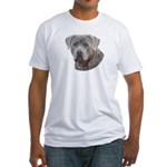 Cane Corso Fitted T-Shirt