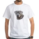 Cane Corso White T-Shirt