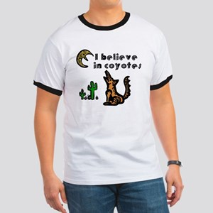 Believe in Coyotes Ringer T