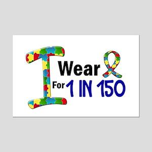 I Wear Puzzle Ribbon 21 (1 In 150) Mini Poster Pri