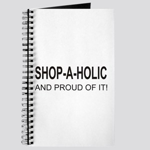 The Proud Shop-A-Holic Journal
