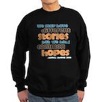 Common Hopes Sweatshirt (dark)
