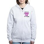 Obama Change Club Women's Zip Hoodie