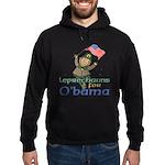 Leprechauns for O'Bama Hoodie (dark)
