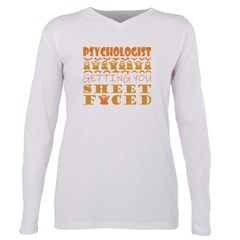Psychologist Getting You Sheet Faced Hallo T-Shirt