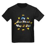 Best Friend Kids Dark T-Shirt