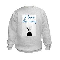 Love the Wag Sweatshirt