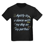 Agility Dance Kids Dark T-Shirt