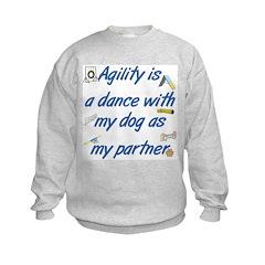 Agility Dance Sweatshirt