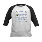 Agility Almost Brag Kids Baseball Jersey