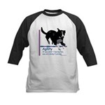 Have Fun in Agility Kids Baseball Jersey