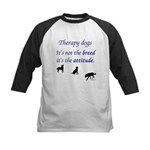 Best Therapy Breed Kids Baseball Jersey