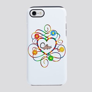 Rat Lover iPhone 8/7 Tough Case