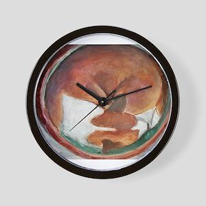 A Basenji Wall Clock