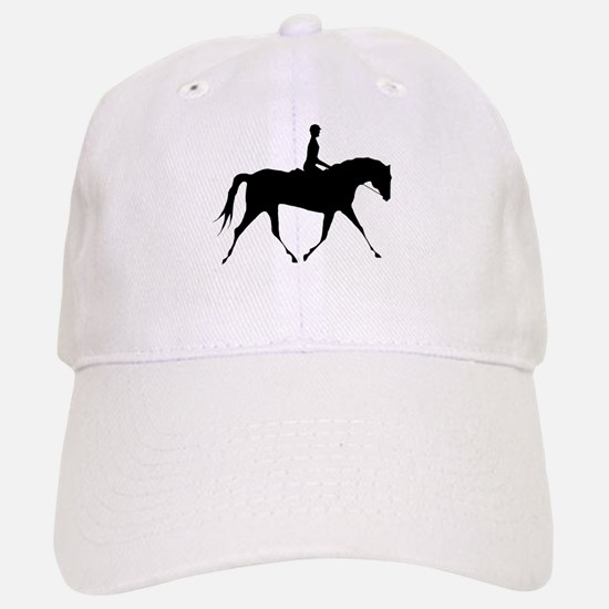Horse & Rider Baseball Baseball Cap