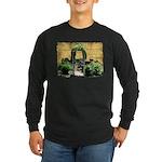 Herb Garden Long Sleeve Dark T-Shirt