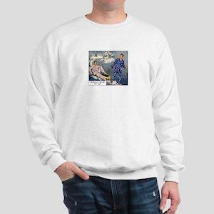 Yule Log Sweatshirt