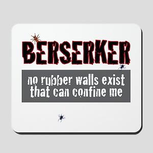 Berserker Mousepad