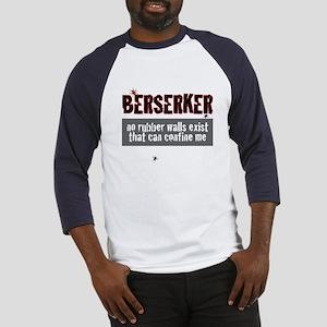 Berserker Baseball Jersey