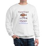 Crystal Coast Charters Sweatshirt