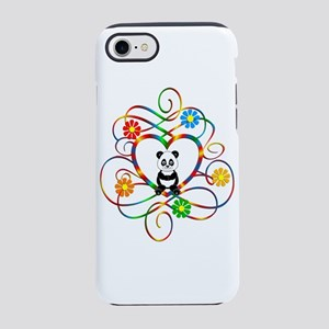 Panda Lover iPhone 8/7 Tough Case