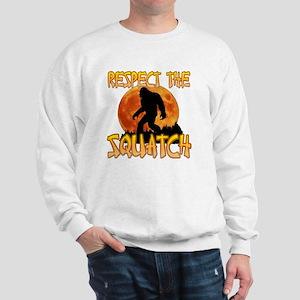 Respect the Squatch Sweatshirt