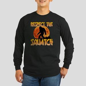 Respect the Squatch Long Sleeve T-Shirt