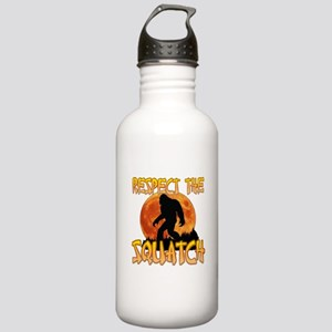 Respect the Squatch Stainless Water Bottle 1.0L