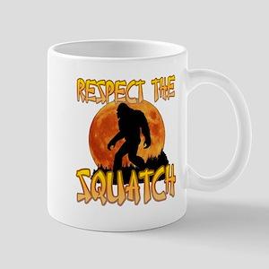 Respect the Squatch Mugs