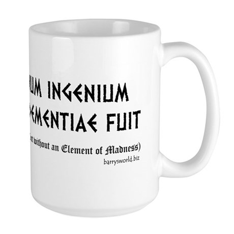 Nullum Magnum Large Mug