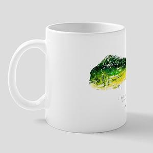 """""""BULL DOPLHIN"""" - Mug"""