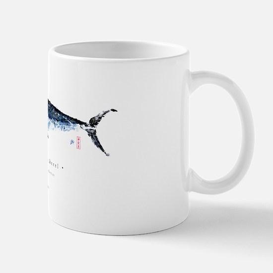 """KING MACKEREL"" - coffee Mug"