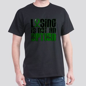 Losing Is Not An Option Liver Cancer T-Shirt